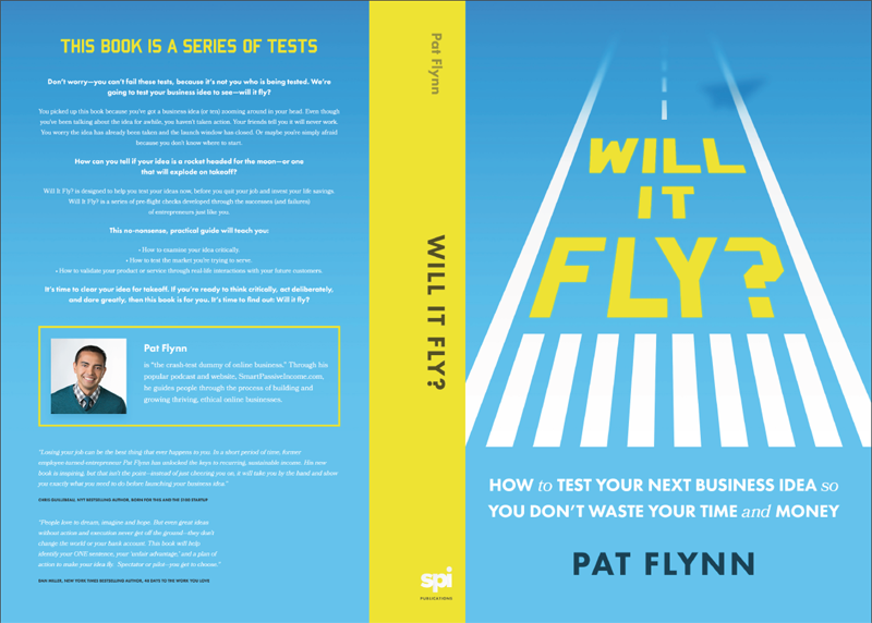 will it fly pat flynn